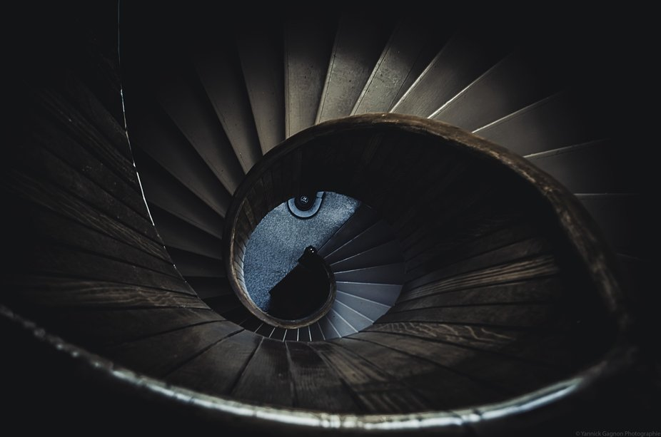 Stairs church  SAINT-DOMINIQUE