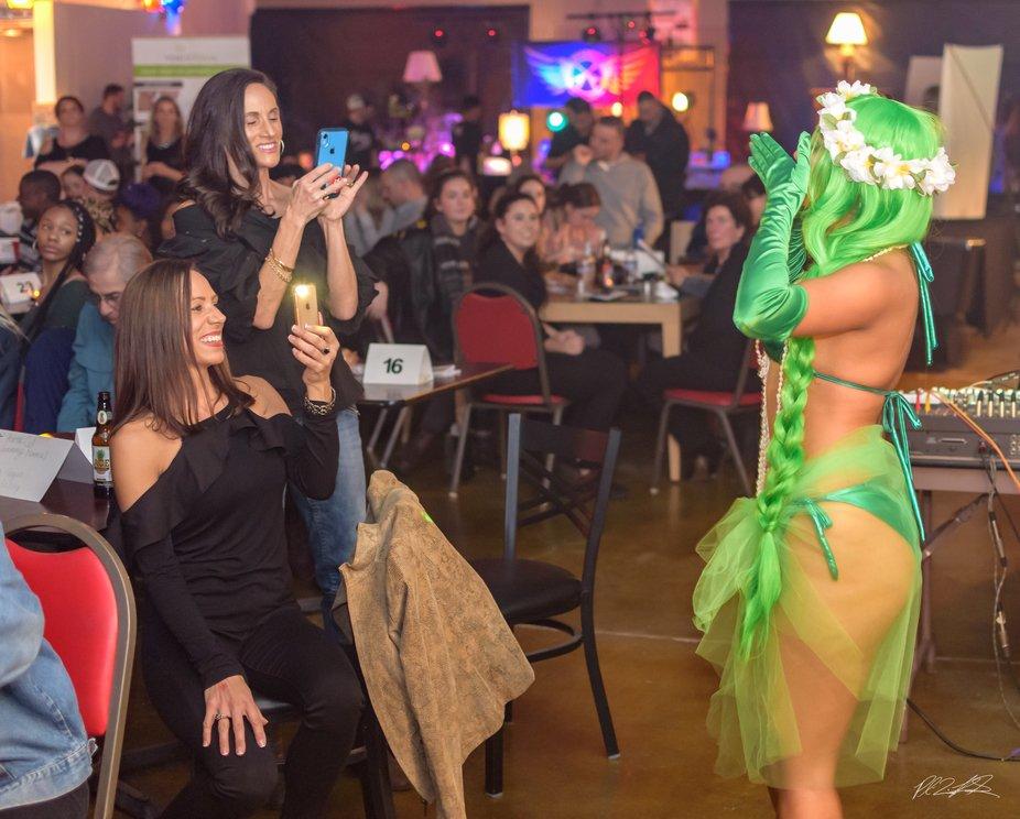 Itsy Bitsy Teeny Weeny Green Bikini