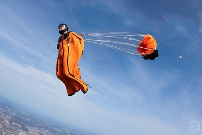 The end of free fall