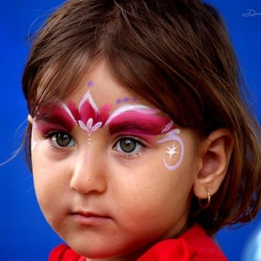Enchanted Face painting