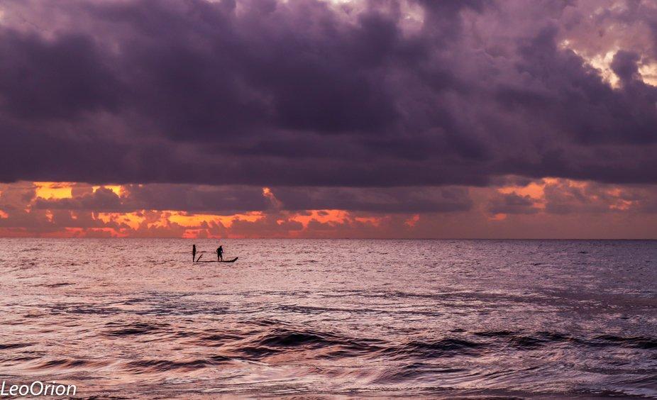 Early Morning Fishing...