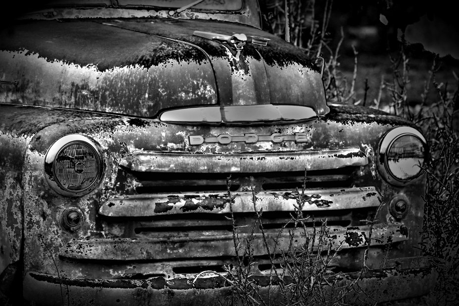 old dodge pickup_pe