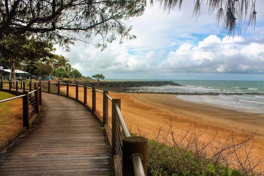 Bargara Beach Boardwalk