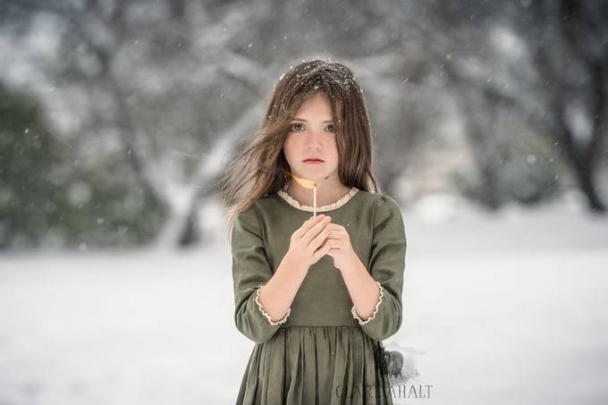Flame  by clareahalt - Portraits With Depth Photo Contest