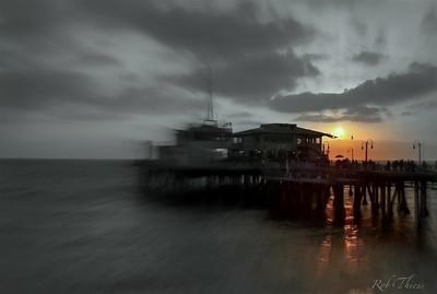 The Pier, Santa Monica, CA.