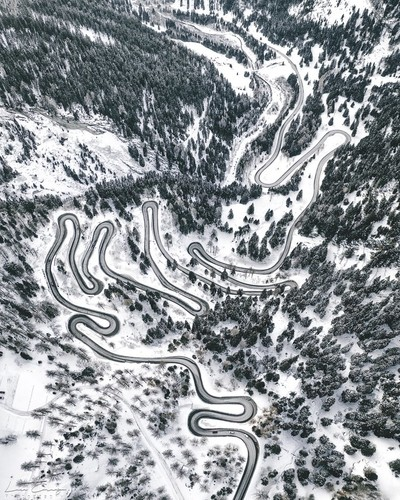 Snake Road - Winter Edition