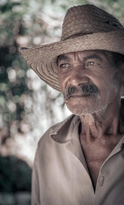 Farmer from Cuba