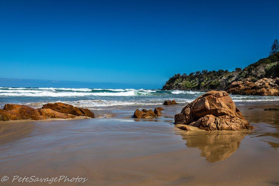 Splendour of Coolum Beach