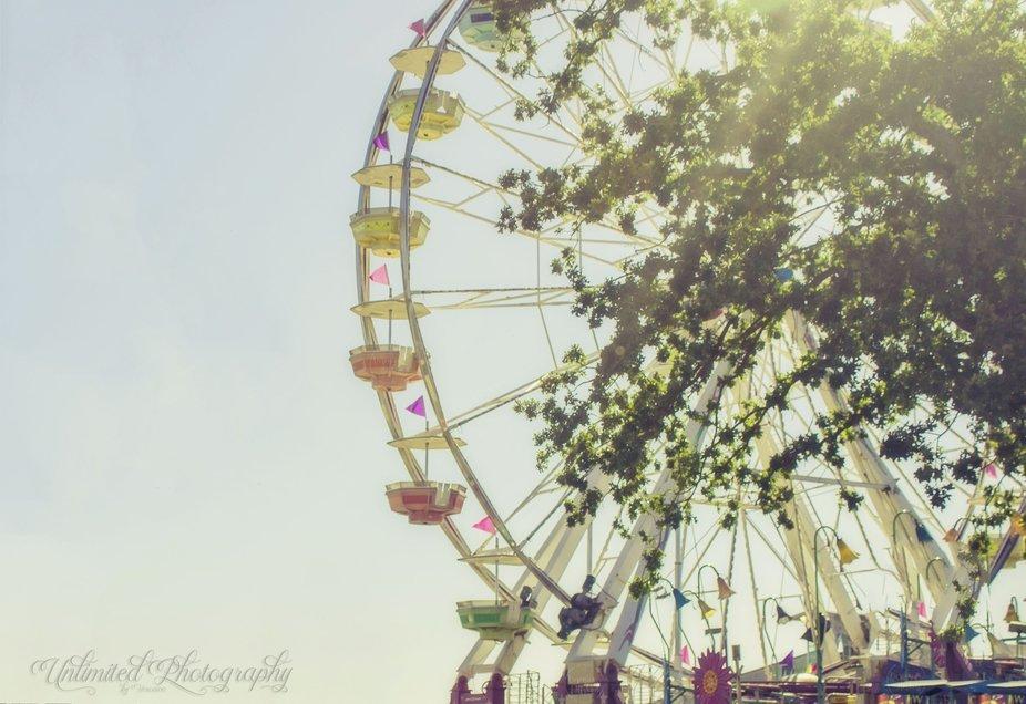 Hidden Ferris Wheel