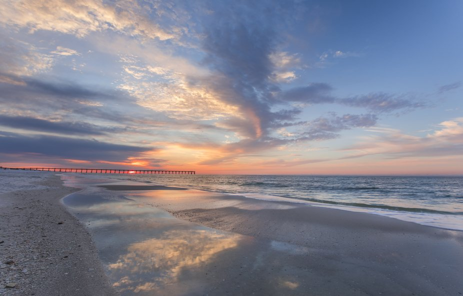 It's been a gorgeous week in Florida, and I've captured every sunset and sunris...
