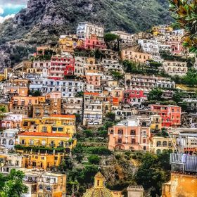 During one of our visits to Italy, we spent some time in in the colorful village of Positano, a beautiful, charming village that looks like it wa...