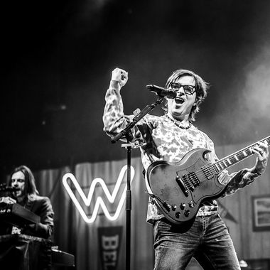 Weezer at Centre Bell