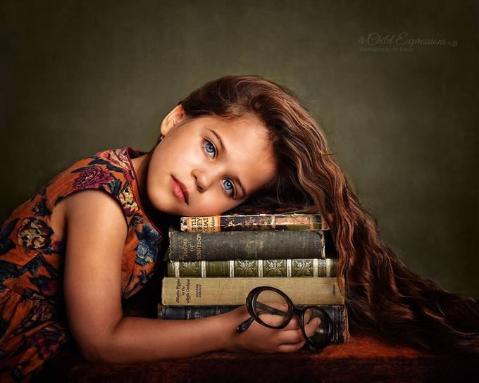 Books by Child_Expressions - Social Exposure Photo Contest Vol 21
