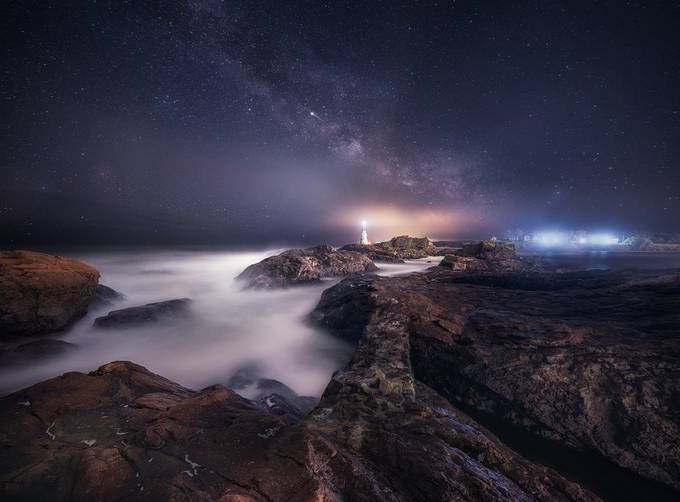 Night dreams by ivailobosev - The Night Sky And The Stars Photo Contest