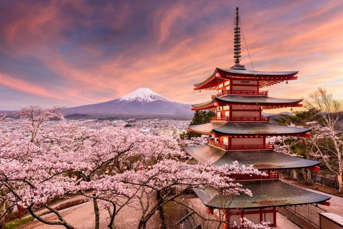Magical Japan by littlevirag - The Magic Of Japan Photo Contest