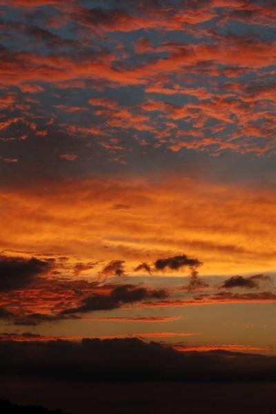 Puerto Rico's sunset...