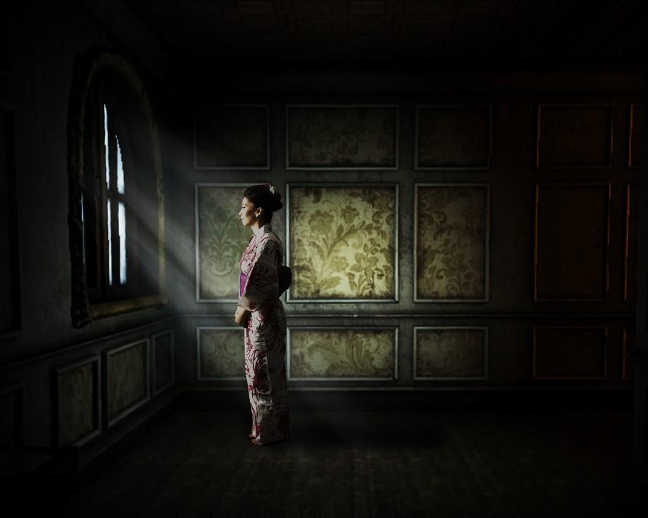 Studio shot, Model: Mayu Abe, MUA: Dana Keenan-Makeup Artistry Cairns