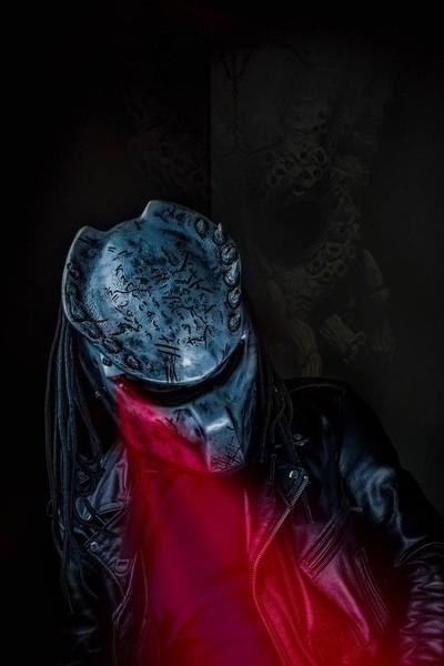 Predator Helmet project