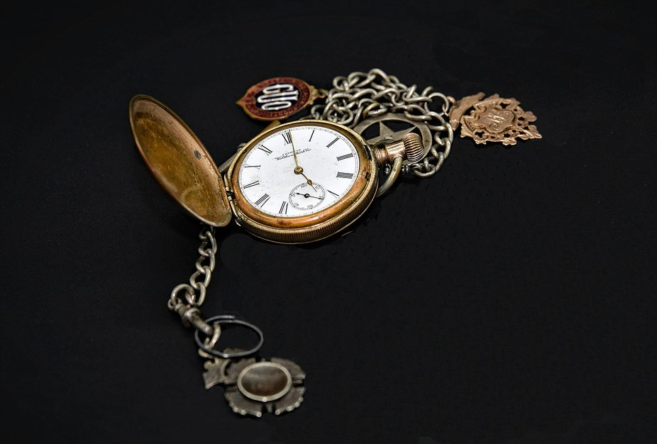 American Waltham Antique Watch - Product Photography/Still Life (2)