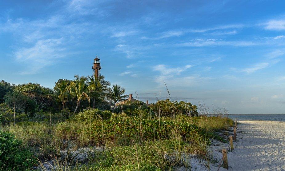 Sanibel Lighthouse 6