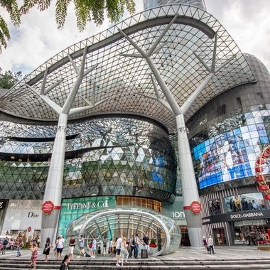 ION building, Orchard road, Singapore