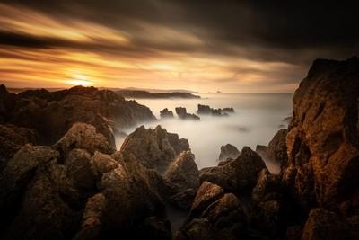 La isla en el horizonte