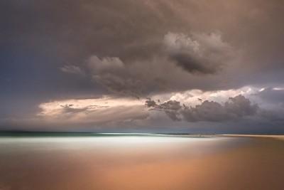Flatrock Beach Clouds_7318