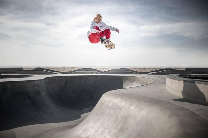 Skate Park by beamphoto - Adrenaline Photo Contest