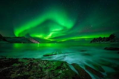 Ersfjord aurora