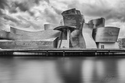 Thinking in Waves - The Guggenheim Bilbao