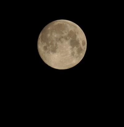Super-Moon March 2019