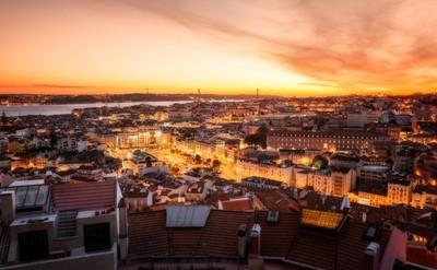 Sunset View   Lisbon, Portugal