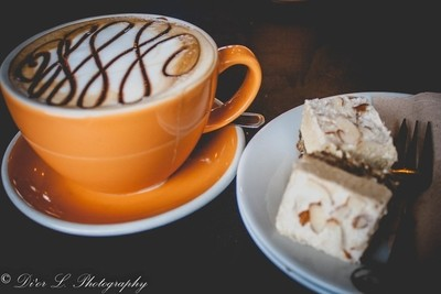 Coffee and Cake anyone?