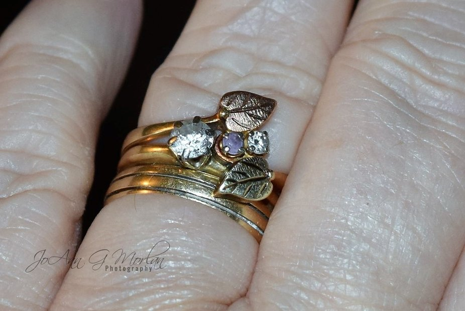 Engagement, Wedding, Mother's Ring