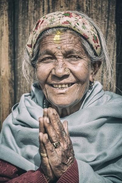 Prayer and Smile