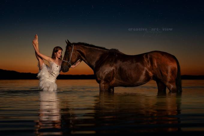 Dancing with the Horse II by CreativeArtView - Social Exposure Photo Contest Vol 21