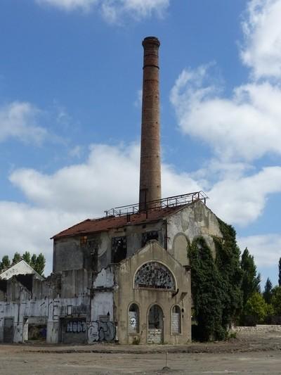 Derelict Factory