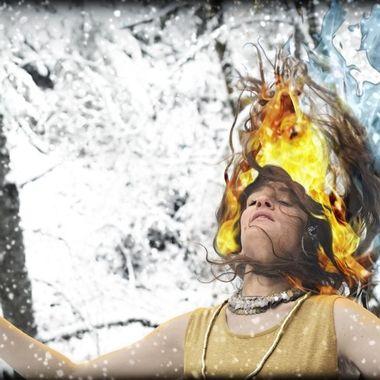 Rotem Totem on Fire