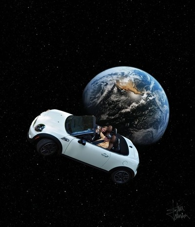 Roadsters in Space