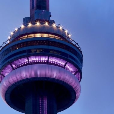 CN Tower Sparkle