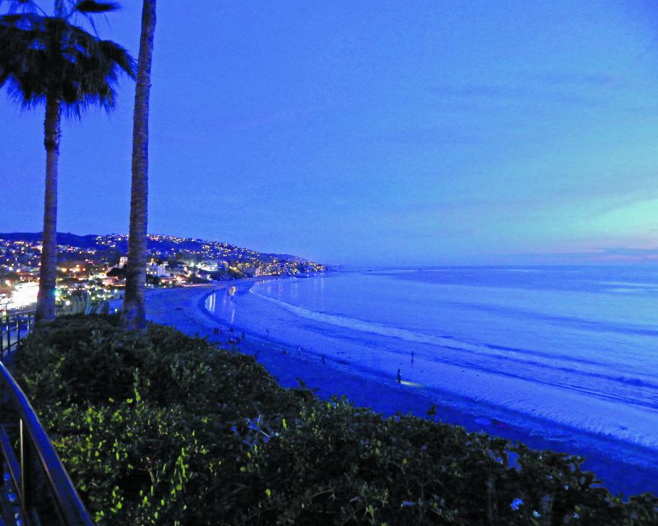 Main Beach Landscape