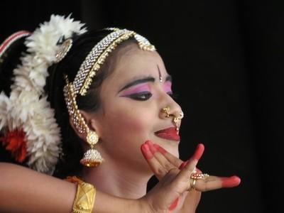 Portrait of a Dancer