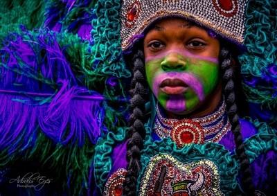 Mardi Gras Indian Nxgn