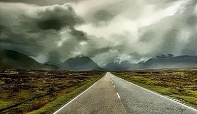 Into the Highlands-Scotland
