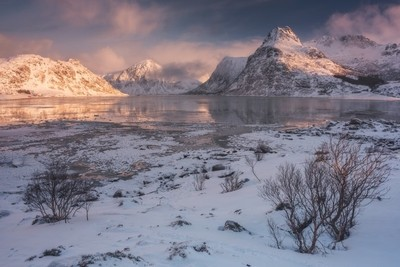 Exploring Lofoten Islands
