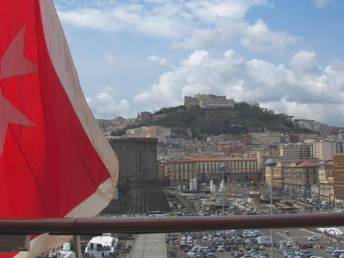 View of Napoli