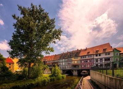 Krämerbrücke | Erfurt, Germany