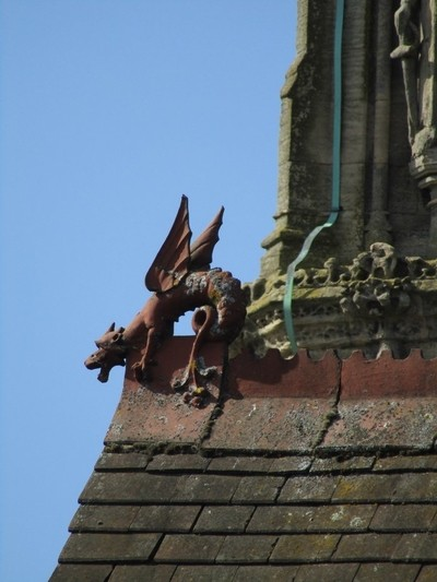 Handleys Dragon