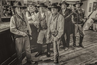 Lawmen & Muddy River Gang 2