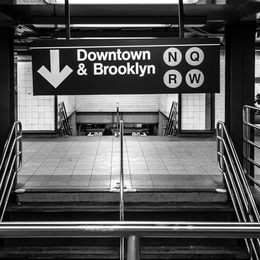 In New York City Subway